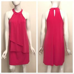 Vince Camuto Hot Pink Party Dress